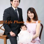 【元住吉・新丸子・多摩川】お宮参りの記念に綺麗な家族写真、撮影しませんか?