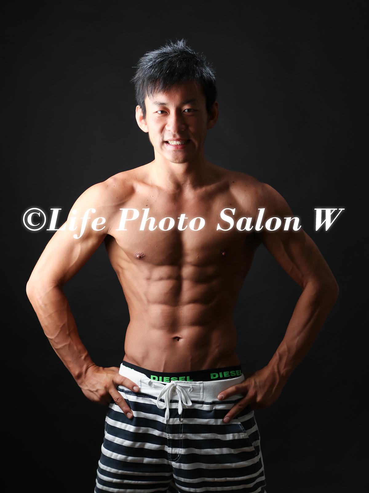 【東横線・元住吉】格闘技のプロフィール写真は黒背景で格好良く撮影しませんか?