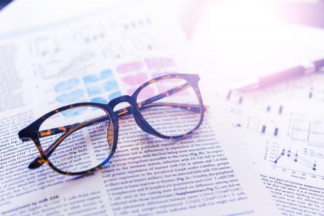 証明写真と眼鏡の相性