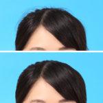 【東横線・元住吉】証明写真の修整事例(髪の毛の修整)