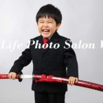 七五三、三歳男の子の撮影画像のご紹介