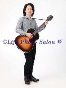 全身でギター