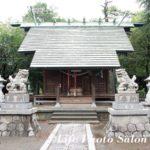 井田神社拝殿