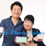 結婚記念に年1回の家族写真撮影