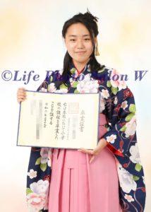 卒業袴上半身1
