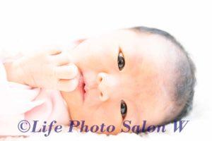 赤ちゃんアップ1